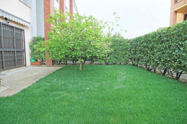 Appartamento in vendita a Cassano d'Adda, Cascine San Pietro, Con giardino, 127 mq - Foto 9