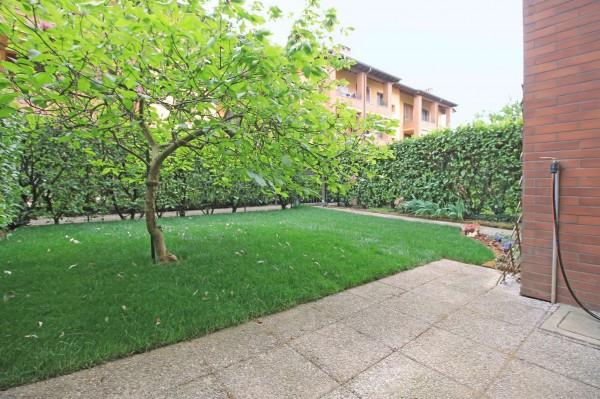 Appartamento in vendita a Cassano d'Adda, Cascine San Pietro, Con giardino, 127 mq - Foto 1
