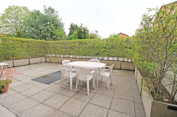 Appartamento in vendita a Cassano d'Adda, Cascine San Pietro, Con giardino, 127 mq - Foto 10