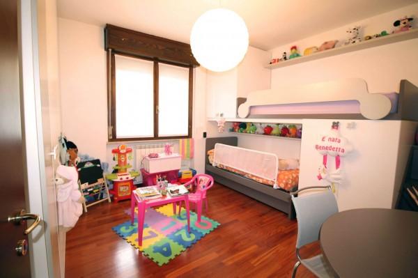 Appartamento in vendita a Cassano d'Adda, Cascine San Pietro, Con giardino, 127 mq - Foto 12