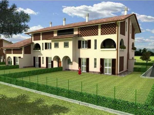 Immobile in vendita a Inzago, Via Giovanni Paolo Ii