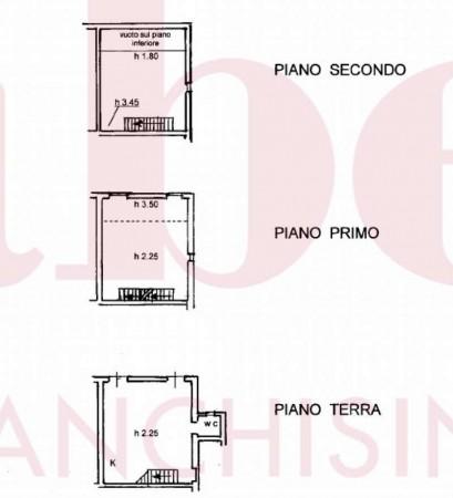 Appartamento in vendita a Firenze, Con giardino, 110 mq - Foto 5