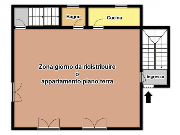 Villa in vendita a Pozzolengo, Vicino Al Centro, Con giardino, 400 mq - Foto 4