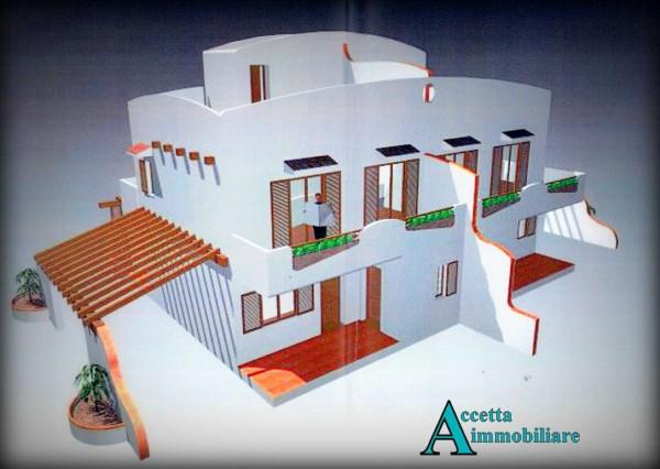 Villa in vendita a Taranto, Residenziale, Con giardino, 90 mq - Foto 1