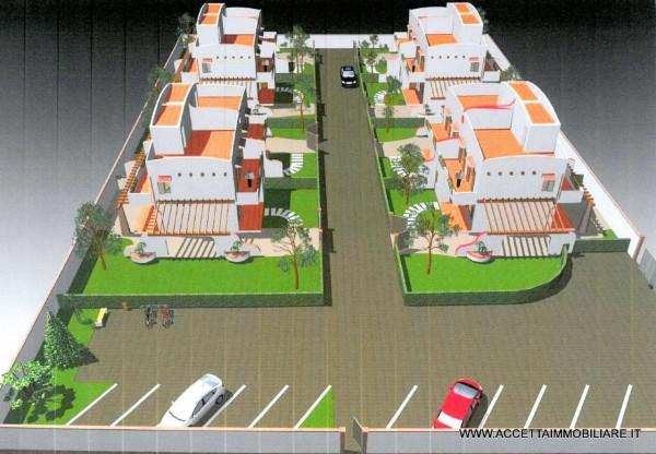 Villa in vendita a Taranto, Residenziale, Con giardino, 90 mq - Foto 4
