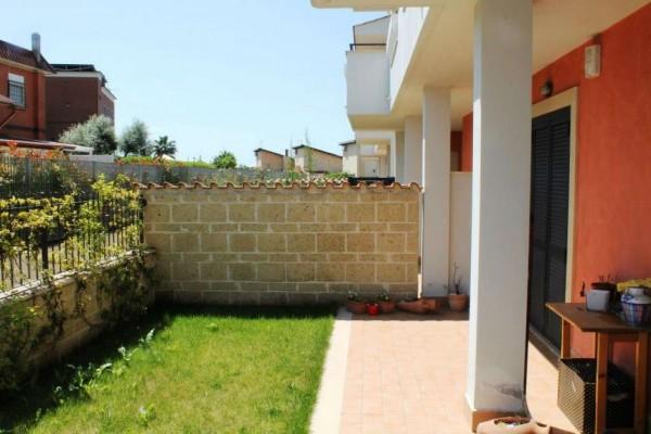 Appartamento in vendita a Roma, Casal Lombroso, Con giardino, 55 mq