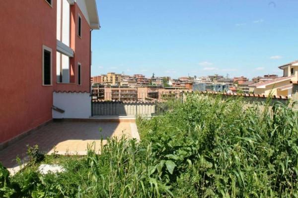 Appartamento in vendita a Roma, Casal Lombroso, Con giardino, 55 mq - Foto 9