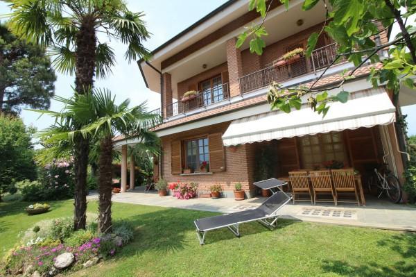 Villa in vendita a Alpignano, Centro, Con giardino, 450 mq - Foto 6