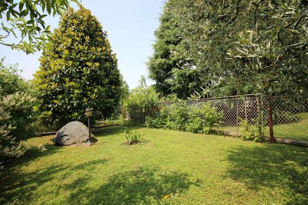 Villa in vendita a Alpignano, Centro, Con giardino, 450 mq - Foto 3