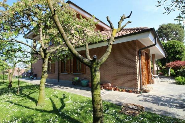 Villa in vendita a Alpignano, Centro, Con giardino, 450 mq - Foto 25