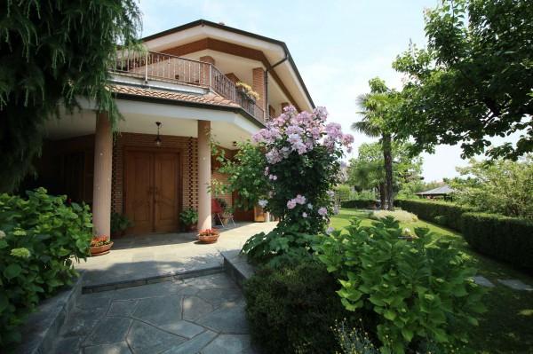Villa in vendita a Alpignano, Centro, Con giardino, 450 mq - Foto 5