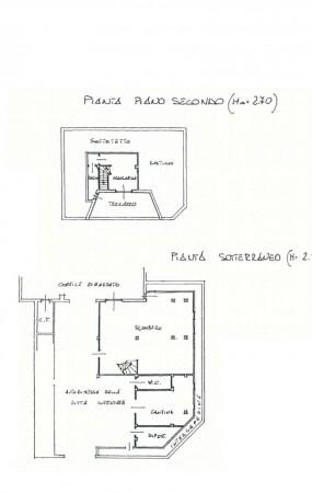 Villa in vendita a Alpignano, Centro, Con giardino, 450 mq - Foto 7