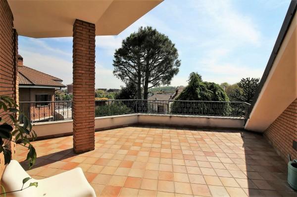 Villa in vendita a Alpignano, Centro, Con giardino, 450 mq - Foto 20