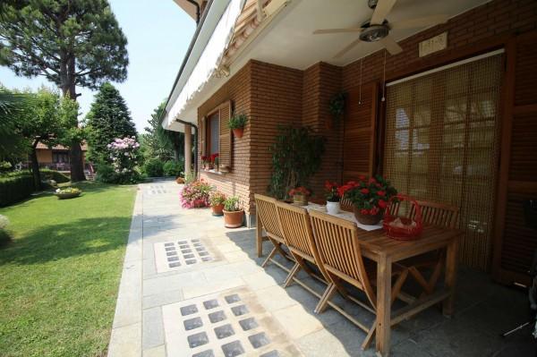 Villa in vendita a Alpignano, Centro, Con giardino, 450 mq - Foto 4
