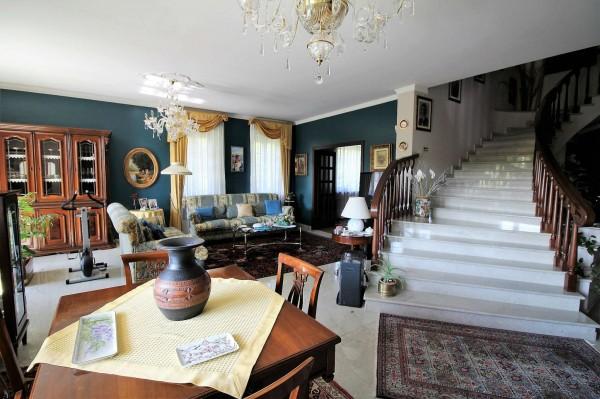 Villa in vendita a Alpignano, Centro, Con giardino, 450 mq - Foto 12