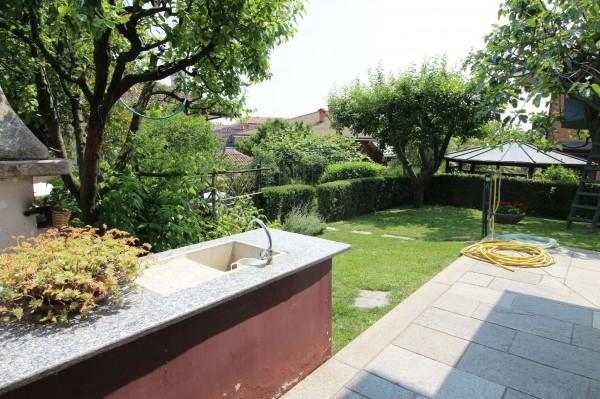 Villa in vendita a Alpignano, Centro, Con giardino, 450 mq - Foto 2