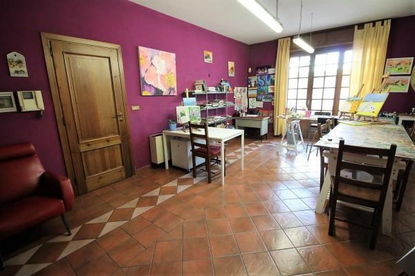 Villa in vendita a Alpignano, Centro, Con giardino, 450 mq - Foto 10