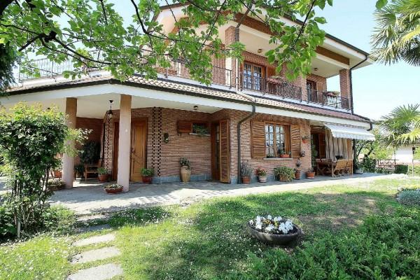 Villa in vendita a Alpignano, Centro, Con giardino, 450 mq - Foto 26