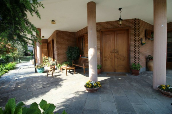 Villa in vendita a Alpignano, Centro, Con giardino, 450 mq - Foto 22