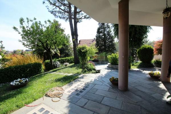 Villa in vendita a Alpignano, Centro, Con giardino, 450 mq - Foto 21