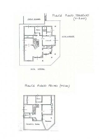 Villa in vendita a Alpignano, Centro, Con giardino, 450 mq - Foto 8
