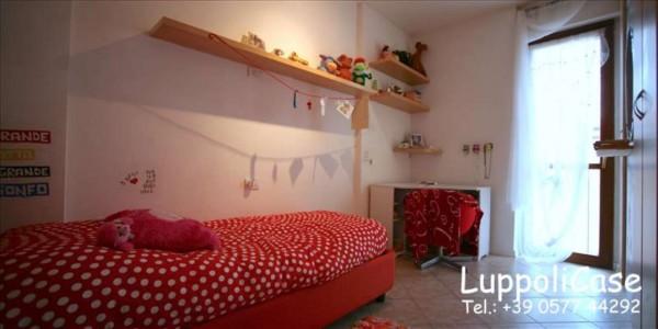 Appartamento in vendita a Castelnuovo Berardenga, Arredato, con giardino, 125 mq - Foto 7