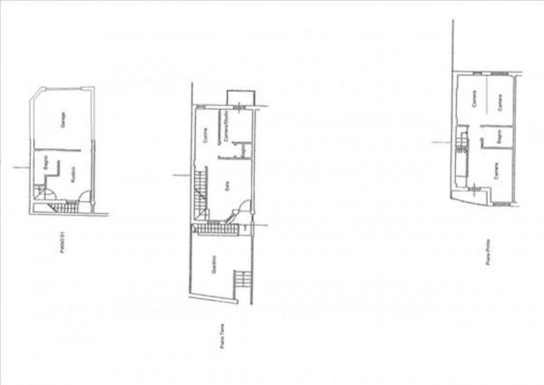 Appartamento in vendita a Castelnuovo Berardenga, Arredato, con giardino, 125 mq - Foto 2
