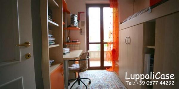 Appartamento in vendita a Castelnuovo Berardenga, Arredato, con giardino, 125 mq - Foto 12