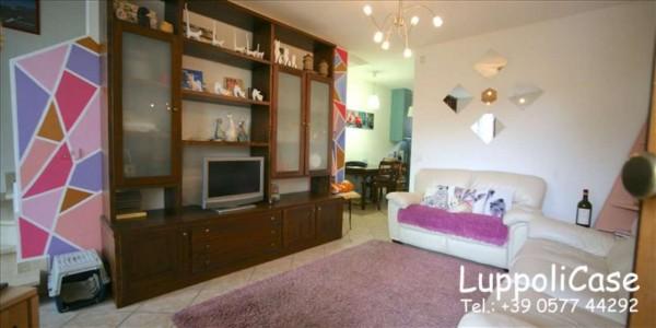 Appartamento in vendita a Castelnuovo Berardenga, Arredato, con giardino, 125 mq - Foto 17