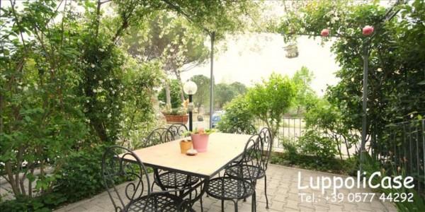 Appartamento in vendita a Castelnuovo Berardenga, Arredato, con giardino, 125 mq - Foto 3
