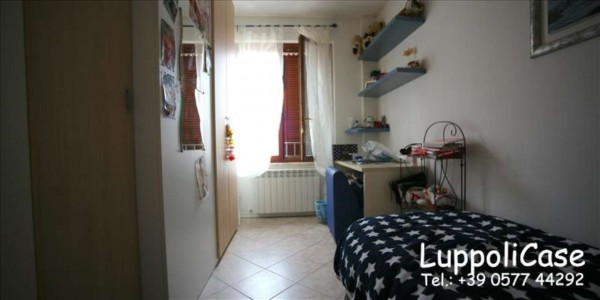 Appartamento in vendita a Castelnuovo Berardenga, Arredato, con giardino, 125 mq - Foto 5