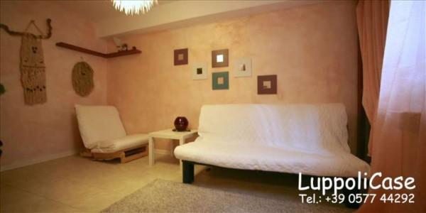 Appartamento in vendita a Castelnuovo Berardenga, Arredato, con giardino, 125 mq - Foto 11