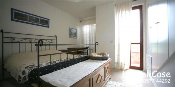 Appartamento in vendita a Castelnuovo Berardenga, Arredato, con giardino, 125 mq - Foto 10
