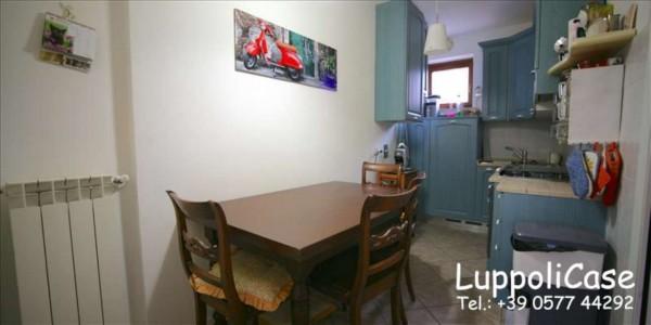 Appartamento in vendita a Castelnuovo Berardenga, Arredato, con giardino, 125 mq - Foto 15