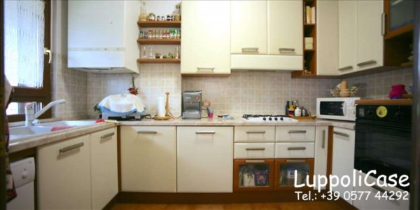Appartamento in vendita a Monteroni d'Arbia, Con giardino, 150 mq - Foto 12