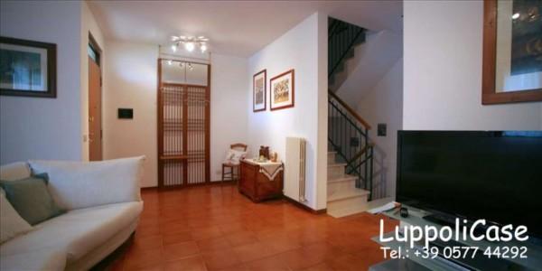 Appartamento in vendita a Monteroni d'Arbia, Con giardino, 150 mq - Foto 16