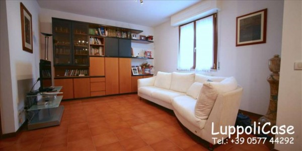 Appartamento in vendita a Monteroni d'Arbia, Con giardino, 150 mq - Foto 17