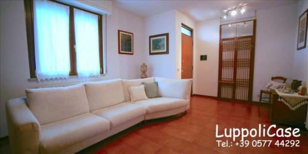 Appartamento in vendita a Monteroni d'Arbia, Con giardino, 150 mq - Foto 19