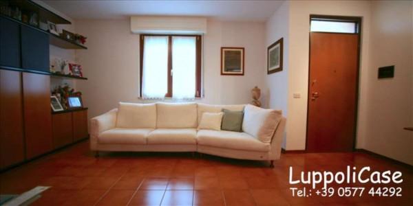 Appartamento in vendita a Monteroni d'Arbia, Con giardino, 150 mq - Foto 18