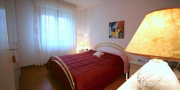 Appartamento in vendita a Monteroni d'Arbia, Con giardino, 150 mq - Foto 4