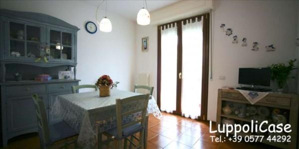 Appartamento in vendita a Monteroni d'Arbia, Con giardino, 150 mq - Foto 14