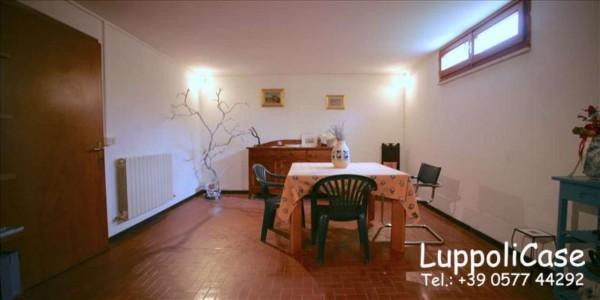 Appartamento in vendita a Monteroni d'Arbia, Con giardino, 150 mq - Foto 11