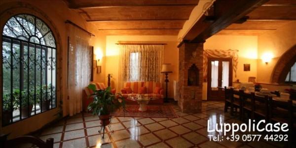 Villa in vendita a Monteroni d'Arbia, 600 mq - Foto 11