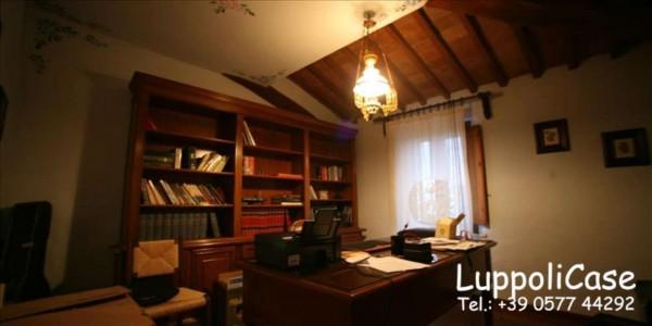 Villa in vendita a Monteroni d'Arbia, 600 mq - Foto 3