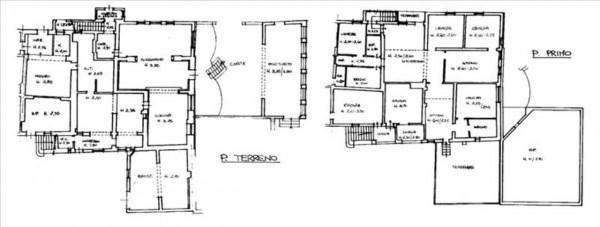 Villa in vendita a Monteroni d'Arbia, 600 mq