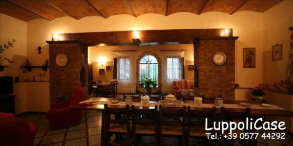 Villa in vendita a Monteroni d'Arbia, 600 mq - Foto 12