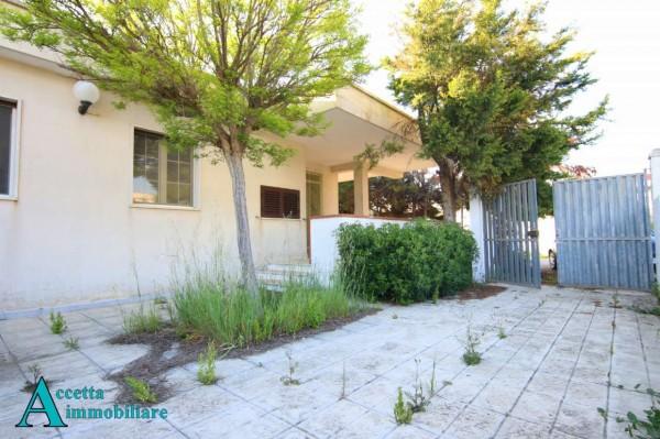 Villa in vendita a Leporano, Mare - Residenziale, Arredato, con giardino, 65 mq - Foto 4