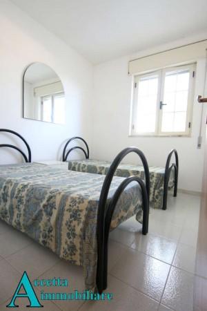 Villa in vendita a Leporano, Mare - Residenziale, Arredato, con giardino, 65 mq - Foto 7
