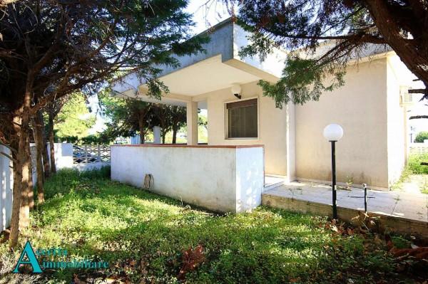 Villa in vendita a Leporano, Mare - Residenziale, Arredato, con giardino, 65 mq - Foto 3