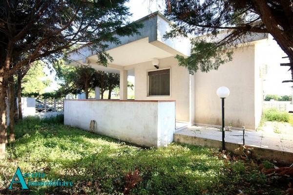 Villa in vendita a Leporano, Mare - Residenziale, Arredato, con giardino, 65 mq